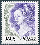 Cliccare sull'immagine per aprire la pagina dedicata a questo francobollo.